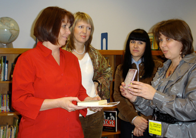 Community Connections, Legacy International delegates