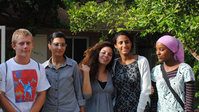 Arabic language students at Center for Language and Culture