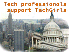 Tech Professionals in NYC and DC