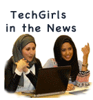 TechGirls in the News