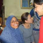 Community Health for girls, making choices