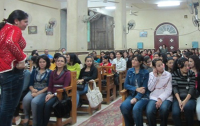 Community Health for girls in Cairo