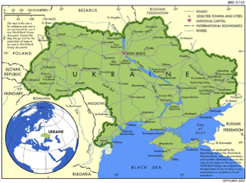 Ukraine: Inclusive Education