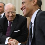 """Invest in Tunisia, invest in Democracy"" President Obama meets with Tunisian President Beji Caid Essebsi"